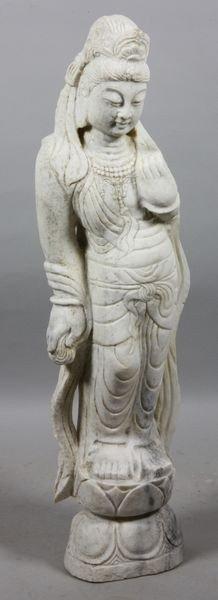 Chinese Standing Guan Yin