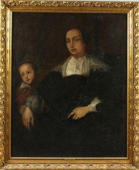 18th C. Dutch, O/C