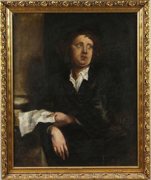 2100: Portrait of Mendelssohn, O/C