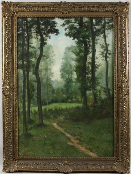 2103: Klodt, Forest Landscape, O/C