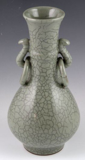 19th/20th C. Chinese Vase