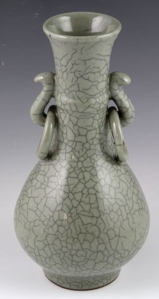 2127: 19th/20th C. Chinese Vase