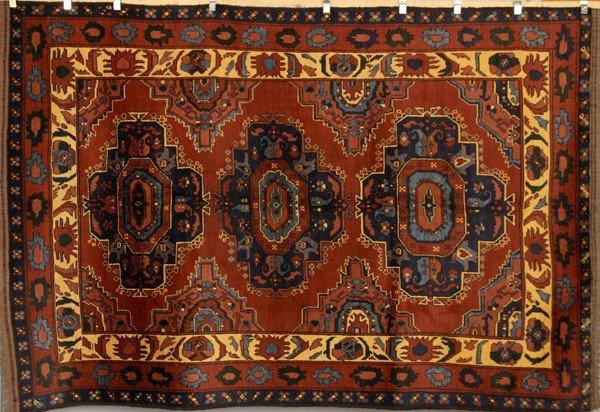 6013: Afghan Kazak Rug