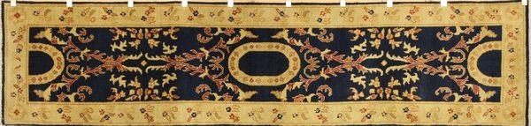 6051: Indo French Rug