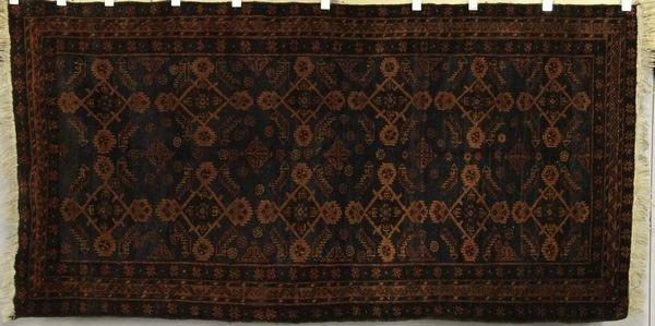 6076: Persian Balouch Rug