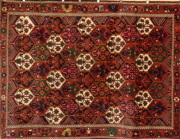 6093: Persian Saoruk Rug
