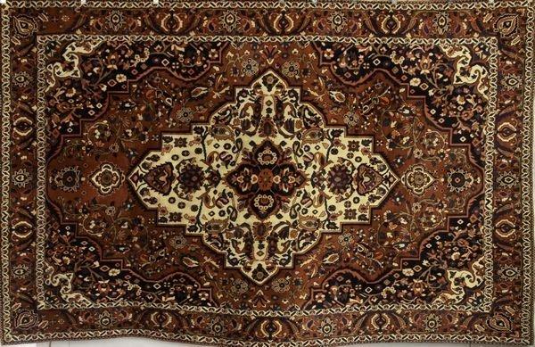 6096: Persian Bakhtiari Rug
