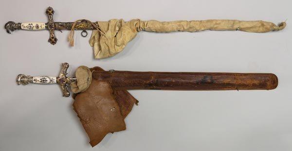 3038: Two Swords