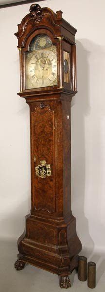 3094: 18th C. Dutch Tall Clock