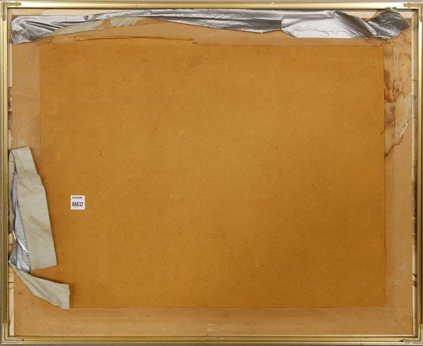 3528: Print of Swan Boat - 3