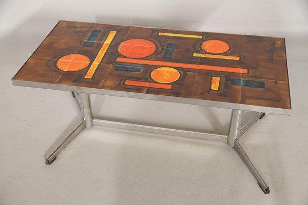 5130: 1960's Le Grange Ballareis Table