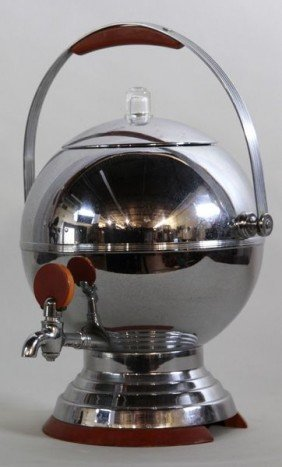 Manning Bowman Art Deco Coffee Pot