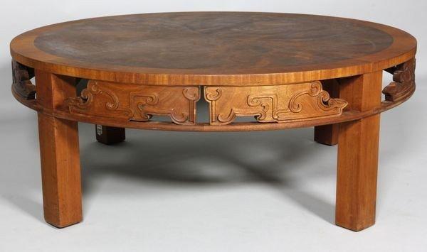 "5206: Heritage Henredon ""Amerasian"" Coffee Table"