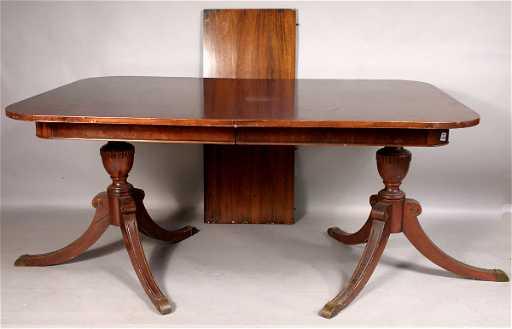 171 Circa 1920 Duncan Phyfe Style Dining Table