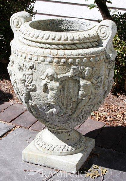 1009: Greek Urn or Planter