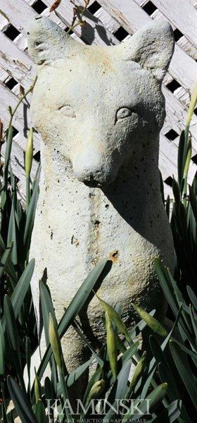 1016: Figure of a Fox
