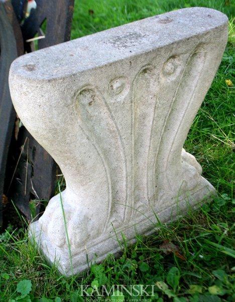 1015: Garden Plinth