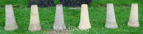 6 Birdbath Stands