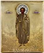 2101 Early 20th C Russian Icon