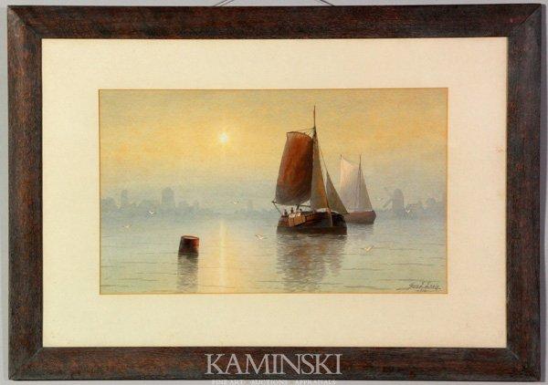 3017: Essig, Merchant Boats, W/C