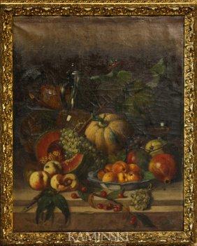 Correggio, Still Life, O/C