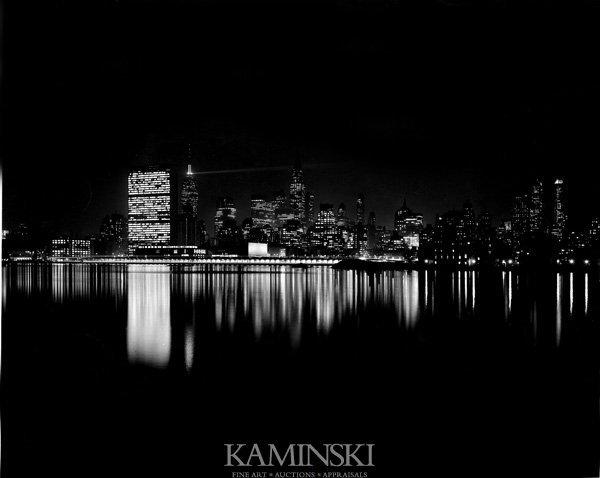 9016: 10 NYC Skyline Photographs