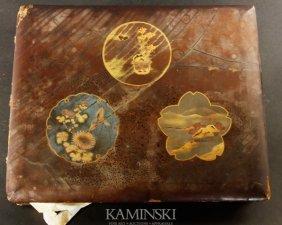 Japanese Albumen Photo Album