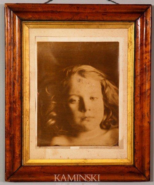 9196: Cameron Photograph of Gould