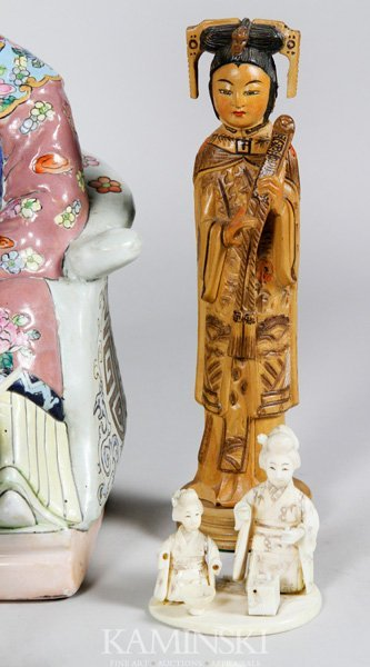 4029: Lot of 10 Chinese Items - 3