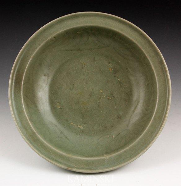 4076: Chinese Ming Celadon Bowl