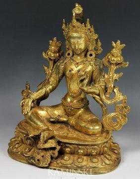 19th C. Tibetan Buddha