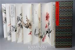 4396: Chinese Album Paintings