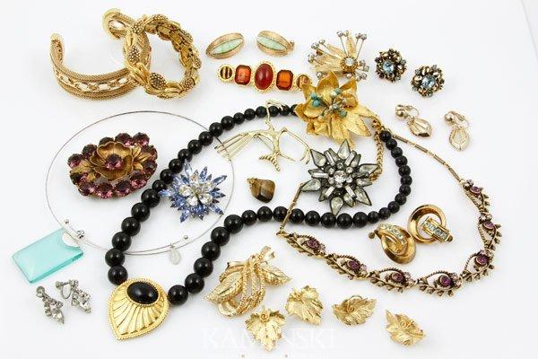 5014: Lot of Designer Costume Jewelry