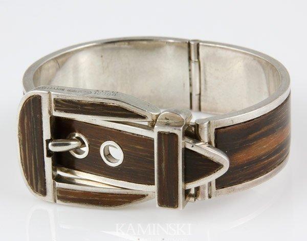 5107: Gucci Sterling Bracelet