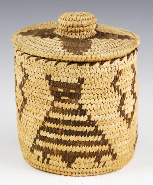 6019: Southwestern Indian Basket