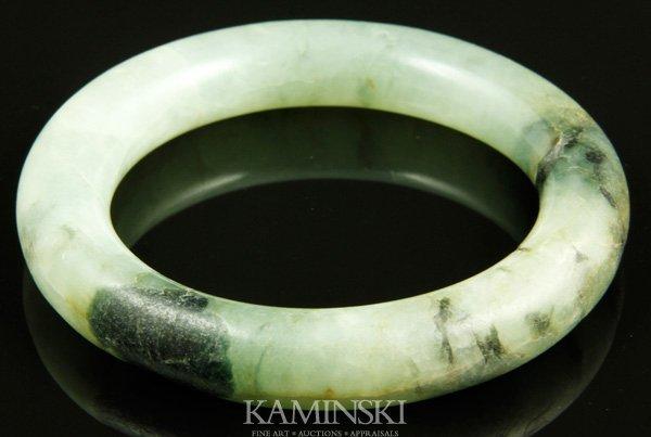8009: Old Chinese Jade Bracelet