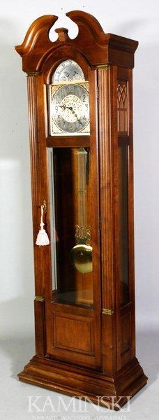 8013: Ridgeway Grandfather Tall Clock