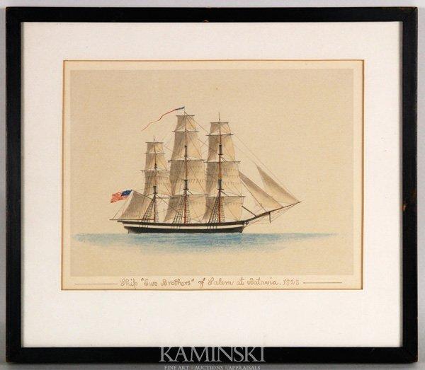 8015: McPherson, Ship, W/C