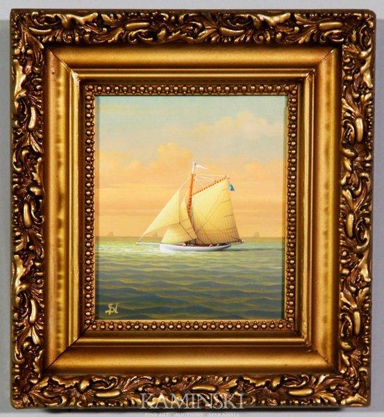 8020: Sailing Sloop, O/B
