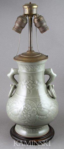 2021: Celadon Lamp