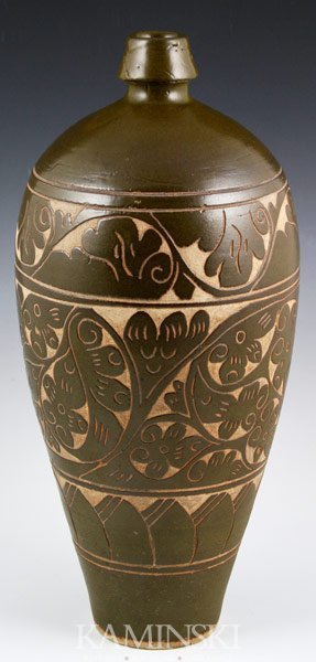 2022: Chinese Meiping Vase