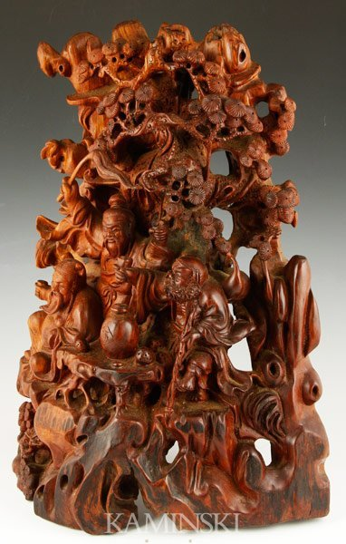 2150: Chinese Huali Wood Scholars Tree