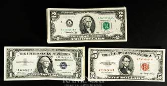 9444 Assorted Silver Certificate Notes