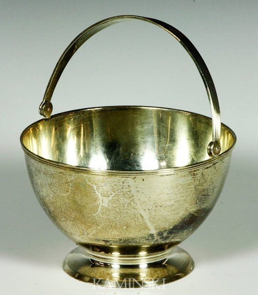 3010: Tiffany and Co Sterling Bowl