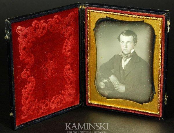 6080: Daguerreotype of Photographer