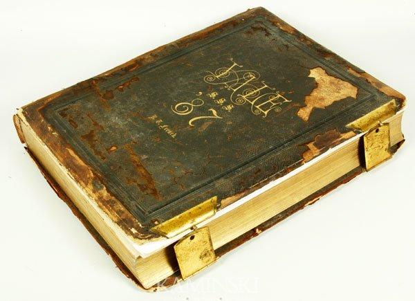 7020: 1887 Yale Photography Album