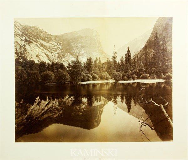 7071: Watkins, Yosemite National Park, Albumen