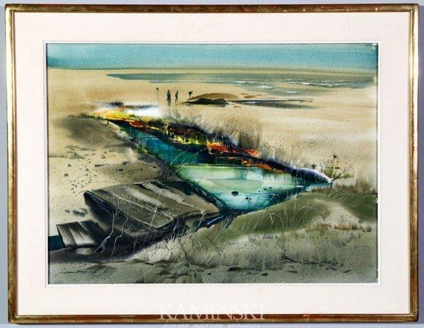"4010: Sisson, ""The Beach Oasis"", W/C"