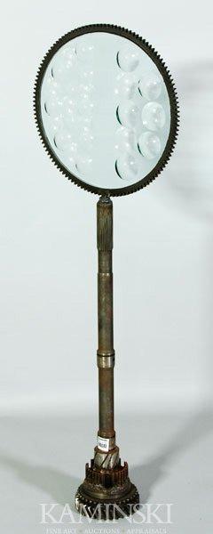 4023: Bejar, Magiscope Sculpture