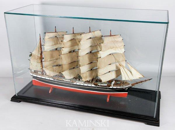 5004: Sailing Ship Model